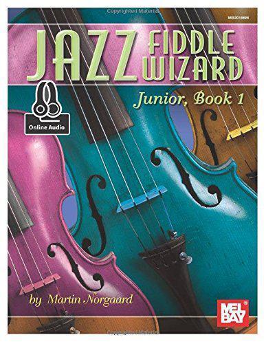 Jazz Violon Wizard Junior, Livre 1 (Jazz Wizard) Par Norgaard, Martin, Neuf , F