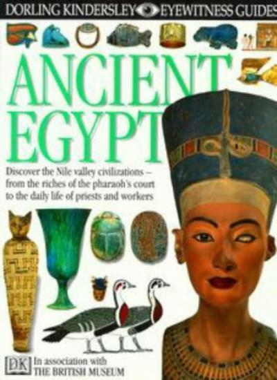 Ancient Egypt (Eyewitness Guides) By George Hart