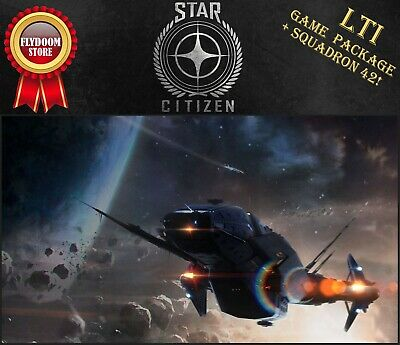 Star Citizen Uee Exploration Pack Lti Game Package Squadron 42 Ebay