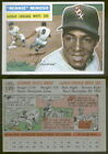 (11994) 1956 Topps 125 Minnie Minoso Gray Back White Sox-EX+