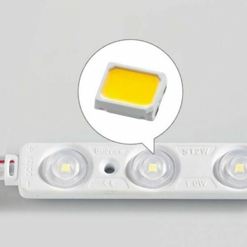 US STOCK Window Store Front Light LED Module 3 LED Chips SMD 2835 Waterproof