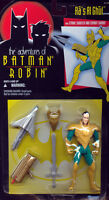 Ra's Al Ghul Action Figure The Adventures Of Batman And Robin Kenner Nip