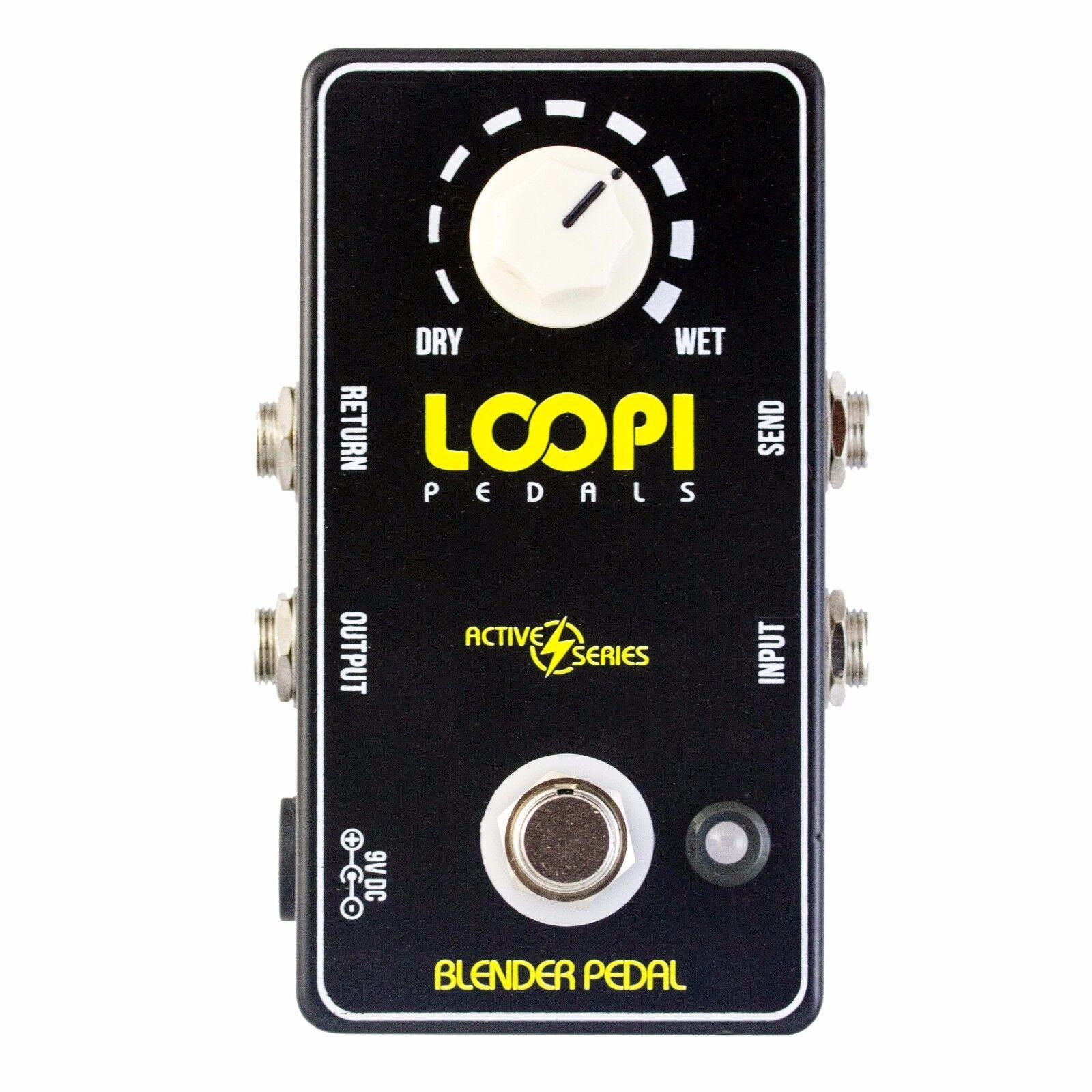 Blender Pedal - True Bypass - Loopi Pedals
