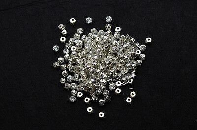 720 pcs Loose  crystal rhinestone sew on rhinestone SS28 Silver