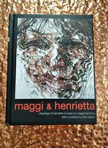 Maggi-amp-Henrietta-FIRST-EDITION-HARDBACK-BOOK-Hambling-Moraes-FREUD-BACON-Bohemi