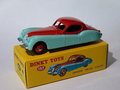 Opel Rekord Coupe 1900 Dinky Toys 1405 escala 1:43 nuevo embalaje original