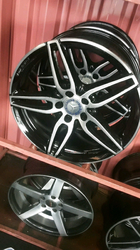 Set 19inch original AMG mags rim for sale
