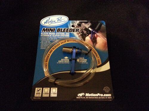 Motion Pro brake bleeder tool w//hose 10mm