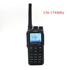 Anysecu DM-960 Digital VHF Two Way Radio Compatible with MOTOTRBO Walkie Talkie