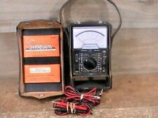 Pre Owned Amp Tested Simpson 160 Analog Volt Ohm Milliammeter New 505 Battery