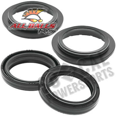 ALL BALLS FORK DUST SEAL KIT FITS YAMAHA YZF R1 1998-2001
