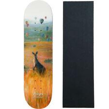 Deathwish Skateboard Deck Neen Williams Cannibal Village 8.38 x 32