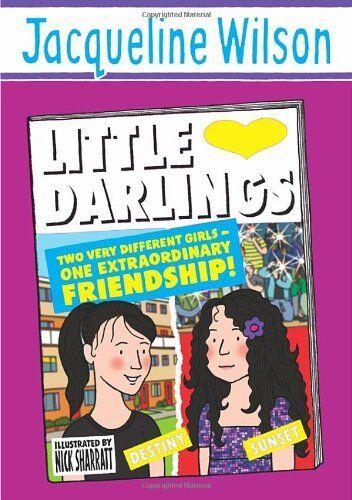 Little Darlings By Jacqueline Wilson. 9780385614436