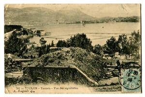 ... CPA-83-Var-Toulon-Tamaris-Vue-des-Aiguillettes 927900824b