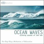 Ocean Waves: Calming Sounds of the Sea by Various Artists (CD, Sep-2010, Robbins Island Music)