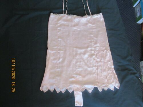 Antique Edwardian Camisole Teddy Embroidered Lace