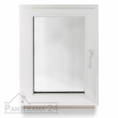 Keller Fenêtre Plastique Fenêtre Tourne Kipp 50 x 50 cm vitrage isolant la Marchandise en stock ✔