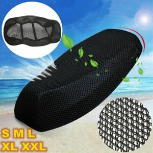 Practical-Motorcycle-Net-Seat-Cover-Electric-Bike-3D-Mesh-Protector-Cushion