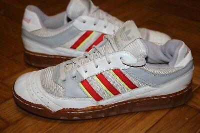 70s 80s Vintage Adidas Kegler Trainers Size 40 UK 6,5