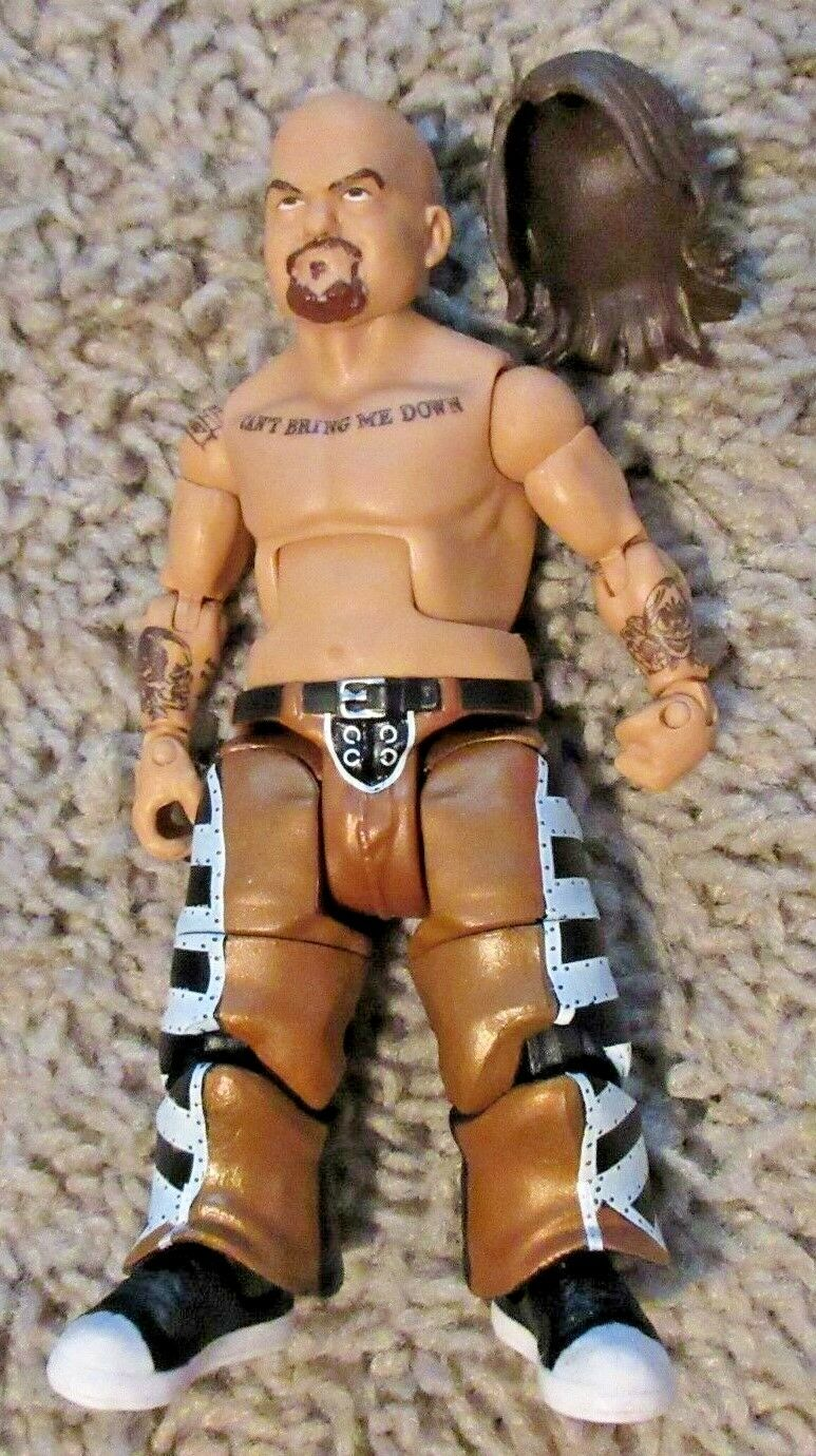 WWE MATTEL ELITE STYLE HORNSWOGGLE SWOGGLE LEGENDS WWF WCW AEW TNA