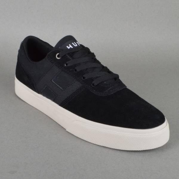 HUF Choice Shoe - Black/Bone - White