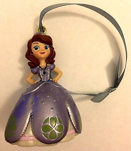 """Disney """"Princess Sofia"""" the First Lavender Dress Figurine ..."""