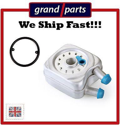 Oil Cooler fits VOLKSWAGEN Radiator NRF 068117021B 068117021BV 068117021BX New