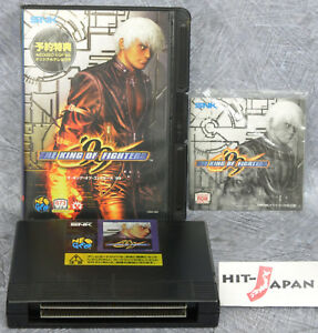 THE-KING-OF-FIGHTERS-99-Ref-2720-NEO-GEO-AES-FREE-SHIPPING-Neogeo-SNK-JAPAN-Game