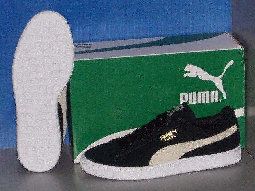 Damenschuhe PUMA SUEDE CLASSIC in colors BLACK BLACK BLACK SIZE 9 bf55f3