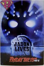 """ULTIMATE JASON VOORHEES Friday the 13th Part 6 Jason Lives 7"""" Figure Neca 2015"""