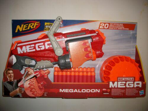 OVP Nerf N-Strike Mega MEGALODON NEU