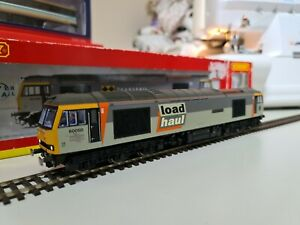 Hornby Class 60 Loadhaul 60050 'Roseberry Topping' DCC Sound Fitted & Cab Lights