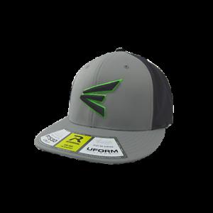 c533dbfc9e7 Easton Hat by Richardson (PTS30) Grey Navy Grey Neon Green Navy LG ...