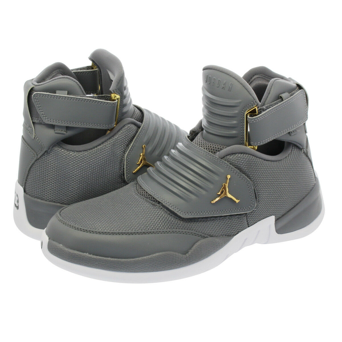 SALE AIR JORDAN GENERATION 23 COOL GREY WHITE GOLD SZ 8-14 NEW AA1294 004