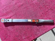 "SNAP-ON *EXCELLENT!* 1/2"" DRIVE TQFR250D ""FLEX"" TORQUE WRENCH!"
