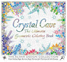Crystal Cave: The Ultimate Geometric Coloring Book by Haifa Khawaja, Rouse Ball Professor of Mathematics Roger Penrose, John Martineau, MR Roger Burrows, Ensor Holiday (Paperback / softback, 2016)