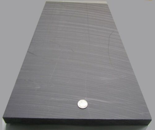 """Nylon 6 MDS Filled Cast Sheet  1.00/"""" Thick x 12/"""" x 24/"""""""