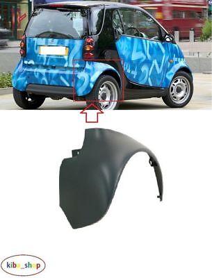 SMART FORTWO 1998-2007 NUOVO ANGOLO POSTERIORE PARAFANGO DESTRO O//S DRIVER preparata
