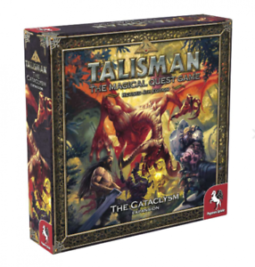 The Cataclysm Expansion Talisman