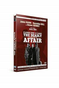 The-Deadly-Affair-James-Mason-Maximilian-Schell-DVD-New-Blister-Pack