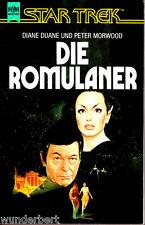 """Diane Duane - """" Star TREK Classic 38 - Die ROMULANER """" (1992) - tb"""