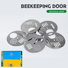 10pcs Anti Run Hive Entrance Beehive Nest Door Gate Beekeeping Equipment
