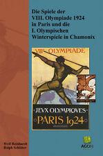 Olympic Games Olympische Spiele 1924 Text-Bildband mit 1000 Fotos 443 Seiten