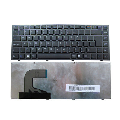 Keyboard For Sony PCG-51111T 51111W 51411N VPCS S115EC S128EC Series US