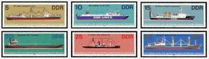 CF6264-RDA-1982-Serie-Barcos-alemanes-de-alta-mar-MNH