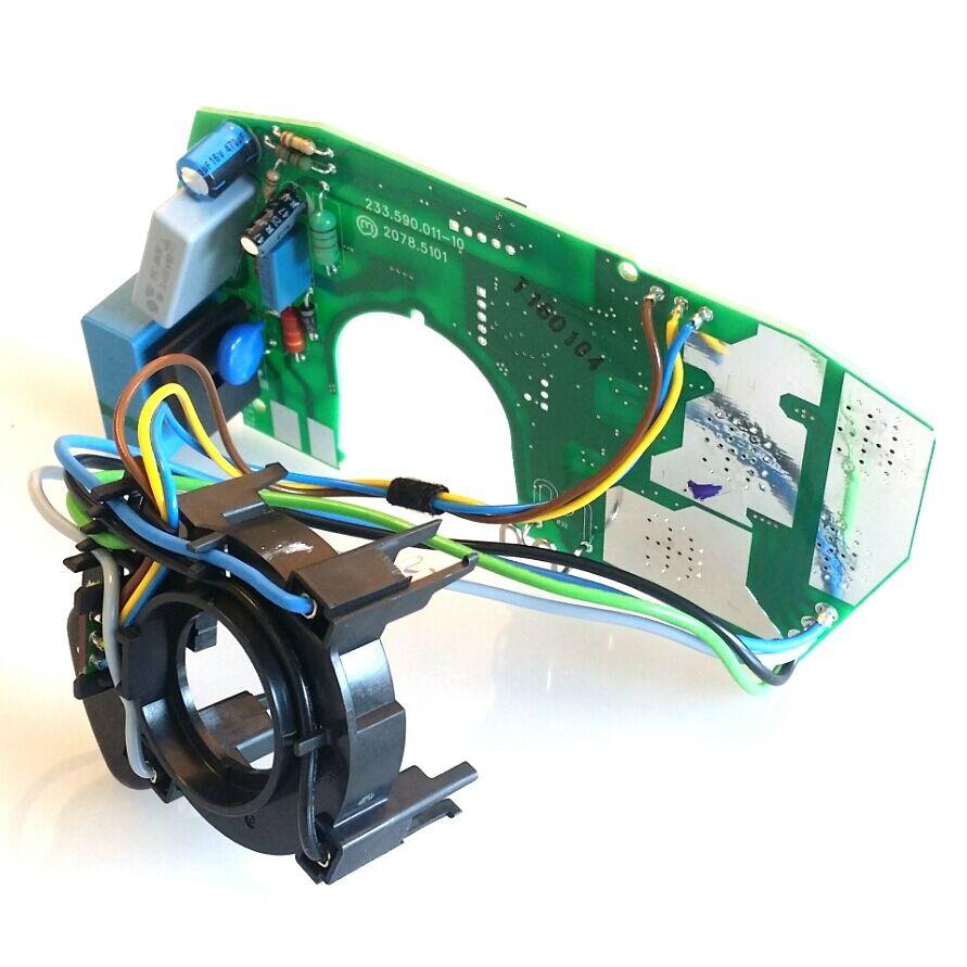 Platino electrónico  REMC  para Vorwerk Kobold 140