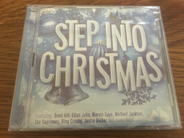 Step Into Christmas.Step Into Christmas 2 Cd Set Inc Band Aid Squeeze Aled Jones Jackson 5 2016