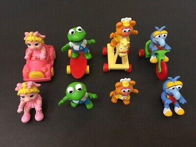 Set of 4 Happy Meal Toys McDonald/'s 1986 Jim Henson/'s Muppet Babies II 2