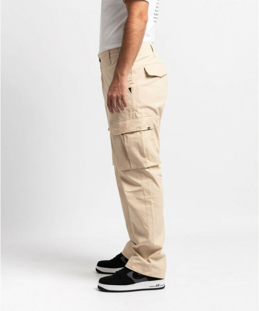 préstamo Ensangrentado Birmania  Nike SB Flex Icon Mens Pants - Khaki 32 for sale online | eBay