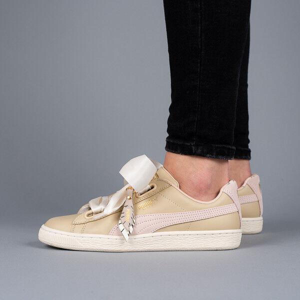 Puma Basket Heart Pink | Puma Shoes Sneakers Sale